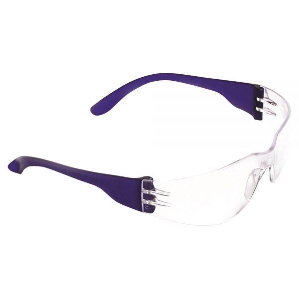 PROCHOICE TSUNAMI CLEAR SAFETY GLASSES