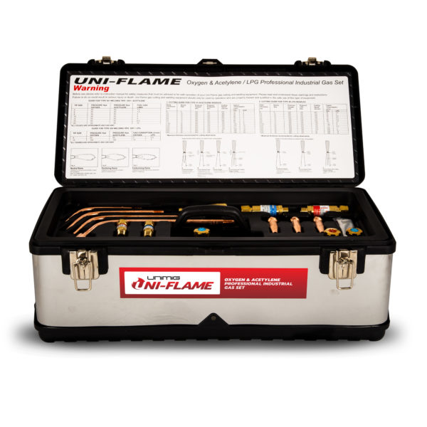 OXYGEN AND ACETYLENE GAS KIT
